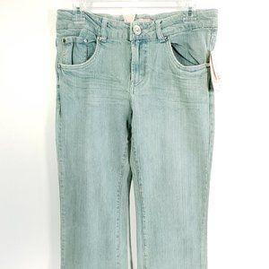Levi's Stormy Jeans Girls 14 1/2 Plus Light Wash
